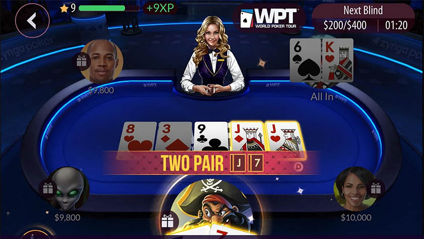 Top Poker Games
