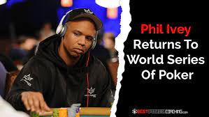 Did Phil Ivey Just Gamble His Life Away?